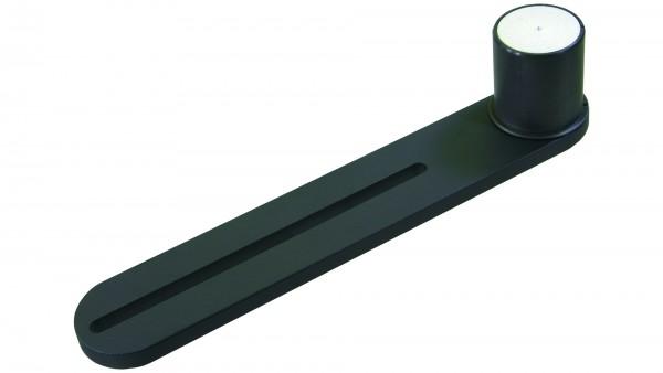 Schwenkarm 280/180 mit Gelenkzapfen 50mm, Ende frei