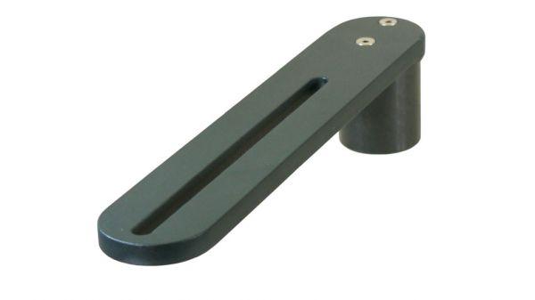 Schwenkarm 280/180 mit Gelenkzapfen 50 mm, Ende frei