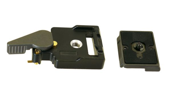 Schnellwechselsystem für Kugelkopf 6kg