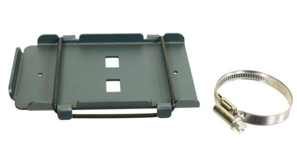 Netzteilplatte BxL=85x150 mm am Standrohr