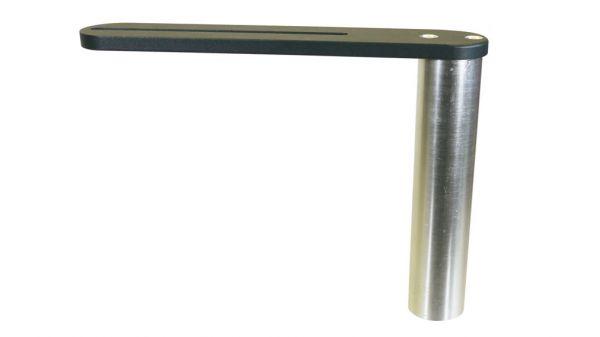 Schwenkarm 280/180 mit Gelenkzapfen 200 mm, Ende frei