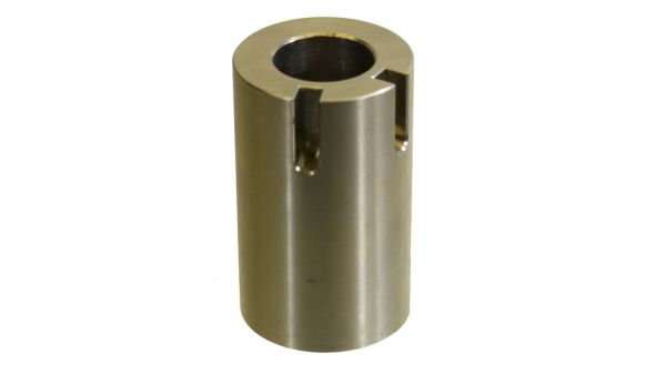 Gelenkzapfen Stahl Ni mit 2 Rastnuten im 70° Winkel