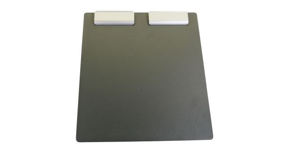 Schreibplatte für Lenkradauflage 4 Säulen, 2 Papierklammern