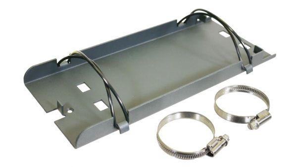 Netzteilplatte BxL=110x230 mm Schellen- oder Schraubbefestigung