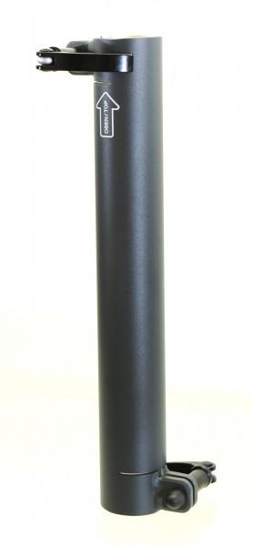 Standrohr 350 mm mit 2 Exzenterhebeln