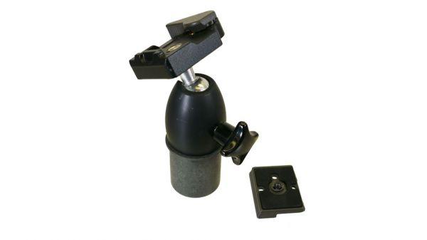 Kugelgelenk KG-28 auf Säule 50 mm mit Schnellwechsler