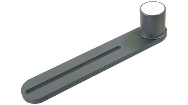 Klemmscheibe 4 mm, 35Dm, 8 mm Loch, für Klemmhebel 8 mm